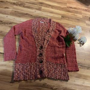 Free People Alpaca Blend Cardigan sweater XS